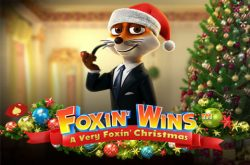 Foxin Wins Christmas Online Slot