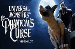 Universal Monsters: Phantom's Curse Online Slot